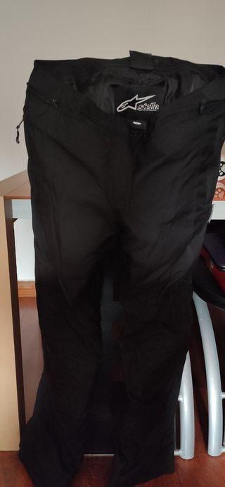 Pantalón moto chica Alpinestar Talla L
