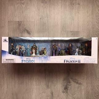 Megaset Figuras Frozen Disney Store