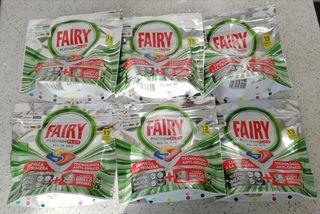 78 cápsulas Fairy lavavajillas