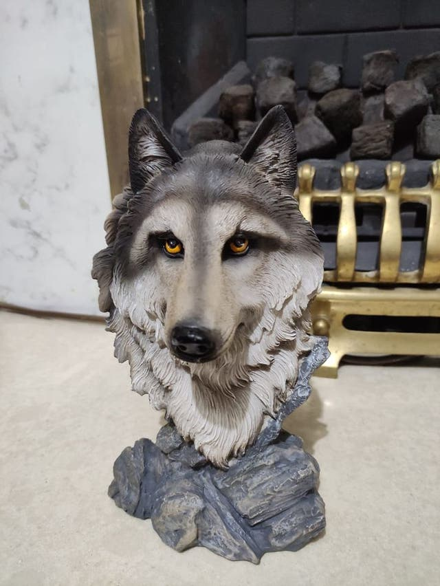 Spirit of Freedom Wolf