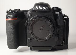 Cámara Nikon D500 + Regalo