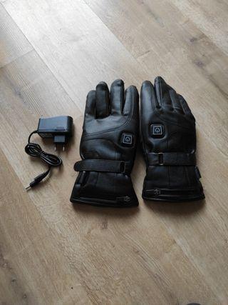 guantes con calefacción