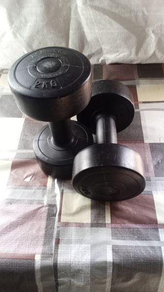 pesas de 2kilos