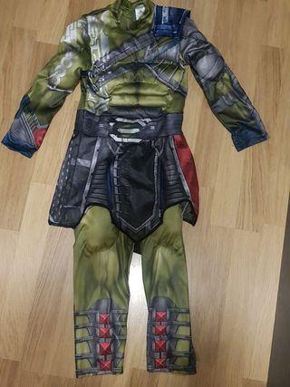 Disfraz disney Hulk guerrero