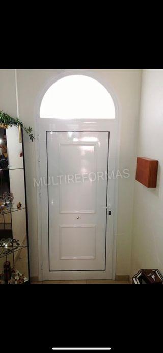 Colocación puertas y ventanas