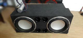 Altavoces Car Audio Beyman Vibe Space