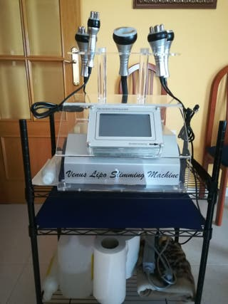 Maquina de cavitacion