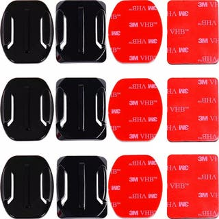 Monturas adhesivas para GoPro 7, 6, 5, 4, 3