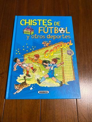 Libro de chistes de futbol