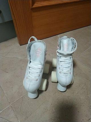 patines niña 29