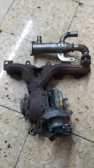 turbo Ford y Volvo 2.0 TDCI