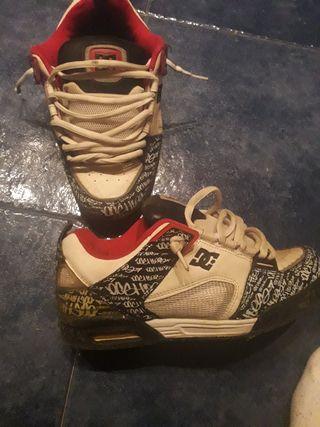 zapatillas DC originales talla 42