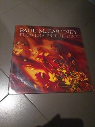 Disco de vinilo Paul MacCartney