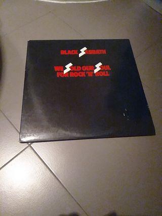 Vinilo de vinilo Black Sabbath