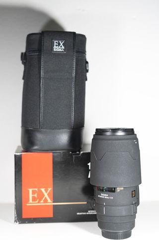 Sigma Apo Macro 180mm f3.5 HSM IF montura Canon