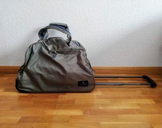 Bolsa de porte o mochila de viaje con ruedas