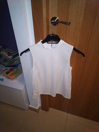 camiseta sin mangas talla S