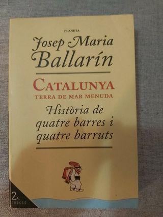 Catalunya terra de mar menuda