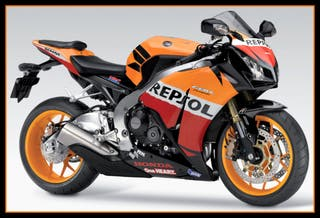 -> CARENADO HONDA REPSOL CBR1000RR 12-16