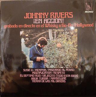 Disco Vinilo Johnny Rivers