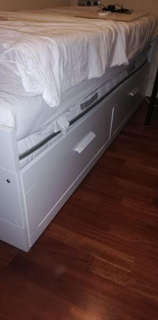 Sofá cama BRIMNES Ikea