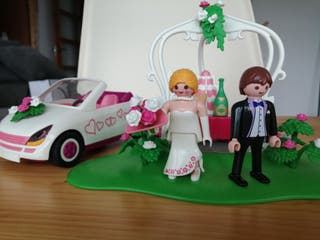 fiesta de boda Playmobil
