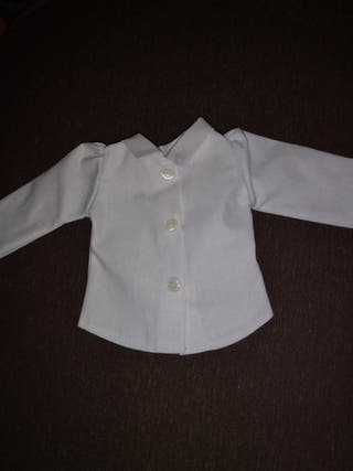 Lote camisa, falda y vestido con diadema Esther.