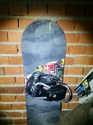 tabla snow burton