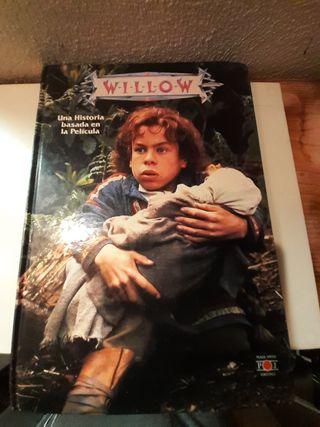libro willow