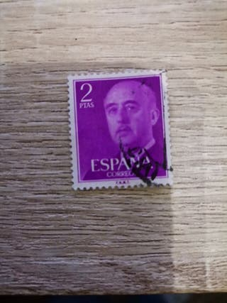 sello de Franco