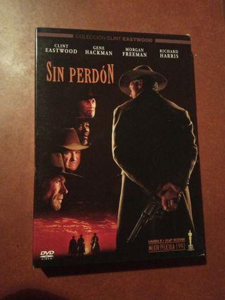 DVD pelicula Oeste. Sin perdon