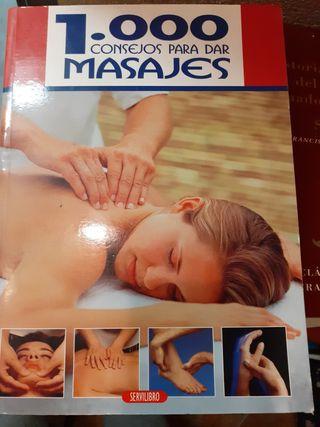 libros de masage