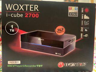 Disco duro multimedia de 1Tb