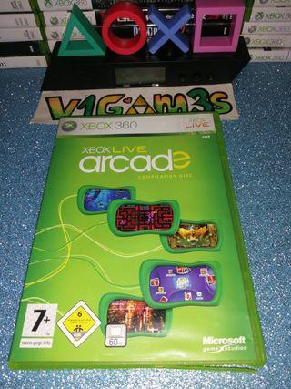 Xbox live arcade Xbox 360 xbox360
