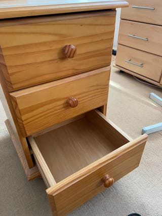 Bedside drawer