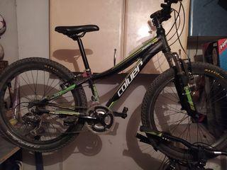 bicicleta coluer Racing junior