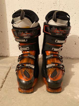 Botas esquí alpino SALOMON IMPACT X