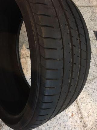 Juego neumáticos Pirelli runflat pzero