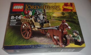 9469 LEGO The Lord of the Rings - Gandalf Arrives