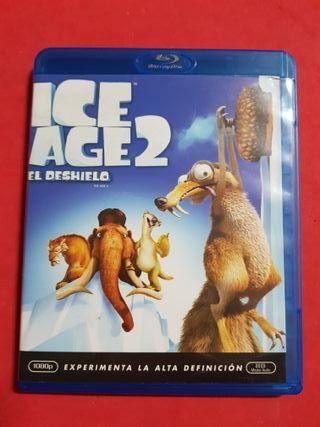 BLU-RAY ICE AGE 2 EN MUY BUEN ESTADO