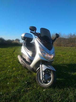 Scooter 125cc Peugeot Elystar