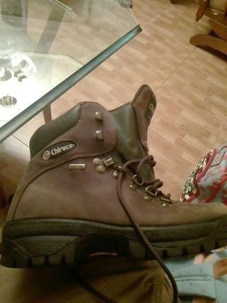 vendo botas chiruca