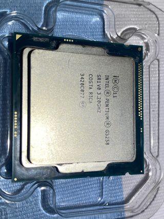 Procesador Intel Pentium G3258