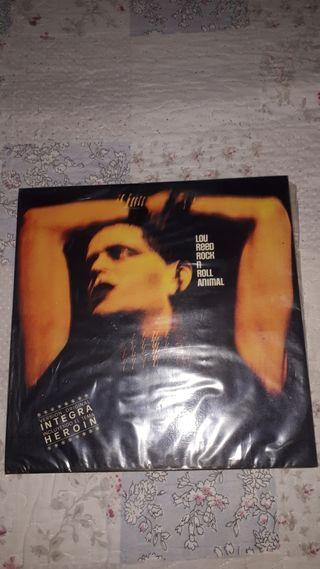 """LP Lou Reed """"Rock N Roll Animal"""" 1977"""
