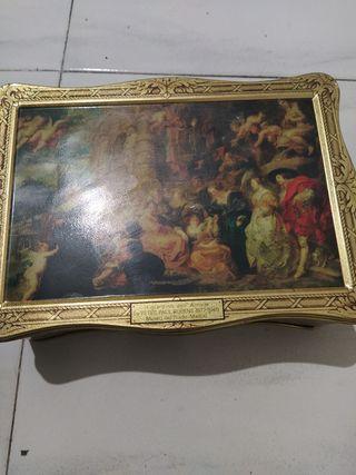 caja museo del Prado