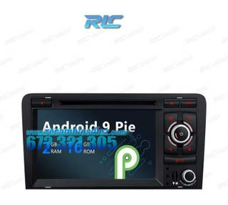 """RADIO NAVEGADOR 7"""" ANDROID 9.0 STEREO MULTIMEDIA D"""