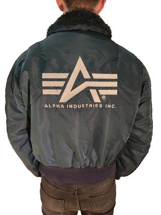 Abrigo Alpha industries (M)