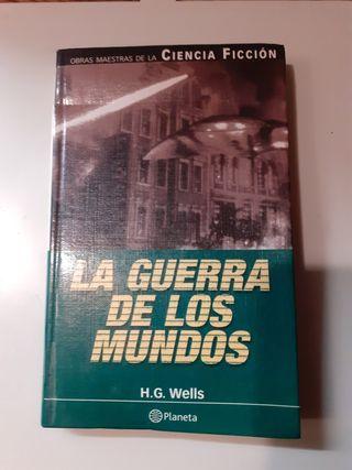 libro de c,ficción