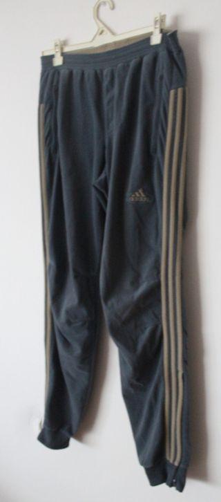 Pantalón Adidas gris Vintage
