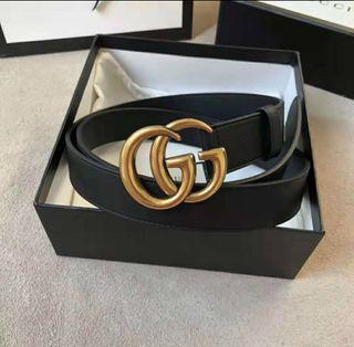 cinturón Gucci GG mujer